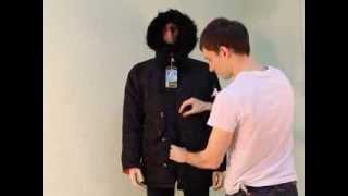 Куртка парка Slim Fit N-3B Parka(Вы можете купить куртку Slim fit n 3b в интернет магазине с доставкой по СПб, почтой или в магазине в Санкт-Петерб..., 2013-10-31T09:09:10.000Z)