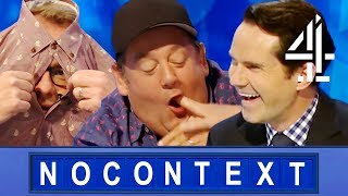 """""""It's SQUIDGY?!"""" Out of Context 8 Out of 10 Cats Does Countdown 