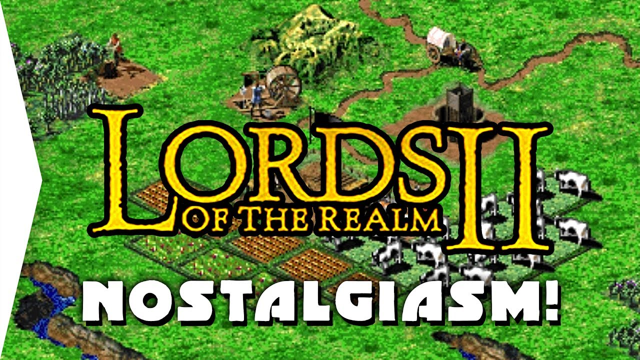 Download Lords of the Realm 2 ► Medieval Strategy Game - Intro & Some Nostalgic Gameplay! - [Nostalgiasm]