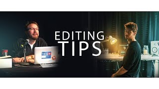 3 Key Editing Tips - with ThisGuyEdits