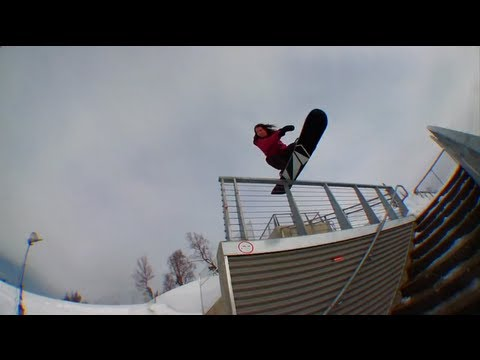 Volcom Snow | #IP2 | Zac Marben