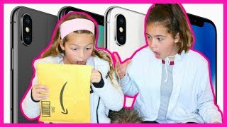 """UNBOXING MY NEW IPHONE X CASE """"SISTER FOREVER"""""""