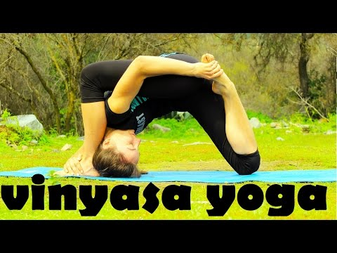Yoga Intermedio/Avanzado clase completa en español