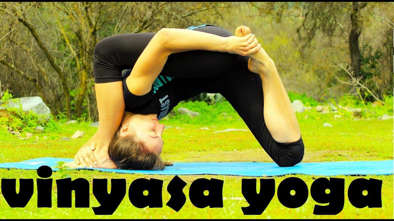 Yoga Intermedio Avanzado Clase Completa En Espanol