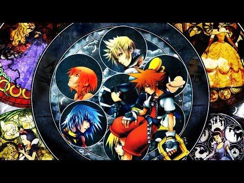 Kingdom Hearts II: Final Mix HD - Sanctuary
