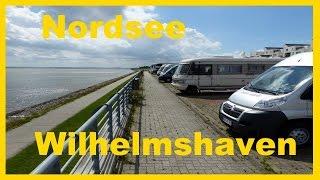 Wohnmobilstellplätze Nordsee Wilhelmshaven
