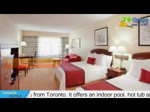 Courtyard Toronto Vaughan - Vaughan Hotels, Canada