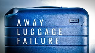 AWAY Luggage - The Importance of Customer Service