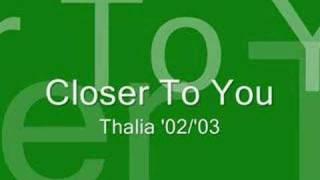 Thalia's Greatest English Songs