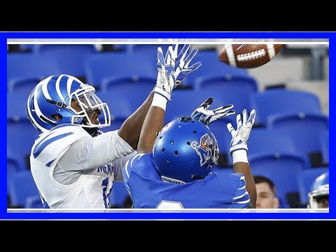 Breaking News | Memphis Tigers spring football game: Defense stands tall once again