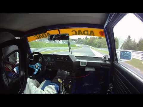 BMW E21 Onboard - 24h classic 2012 Rennen - Runde 1-3