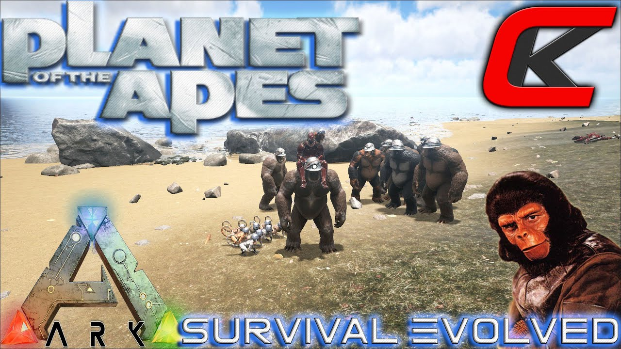 planet of the apes survival