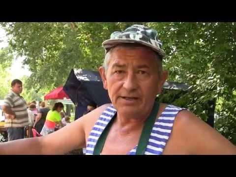 Земляника садовая от ЛПХ Надежда. Выставка АгроОмск-2013