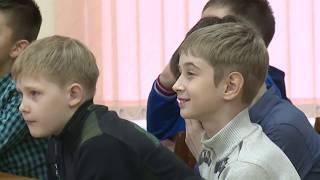 Библиотека им Фурманова и школьники