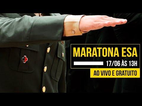 Concurso ESA | Maratona de aulões gratuitos