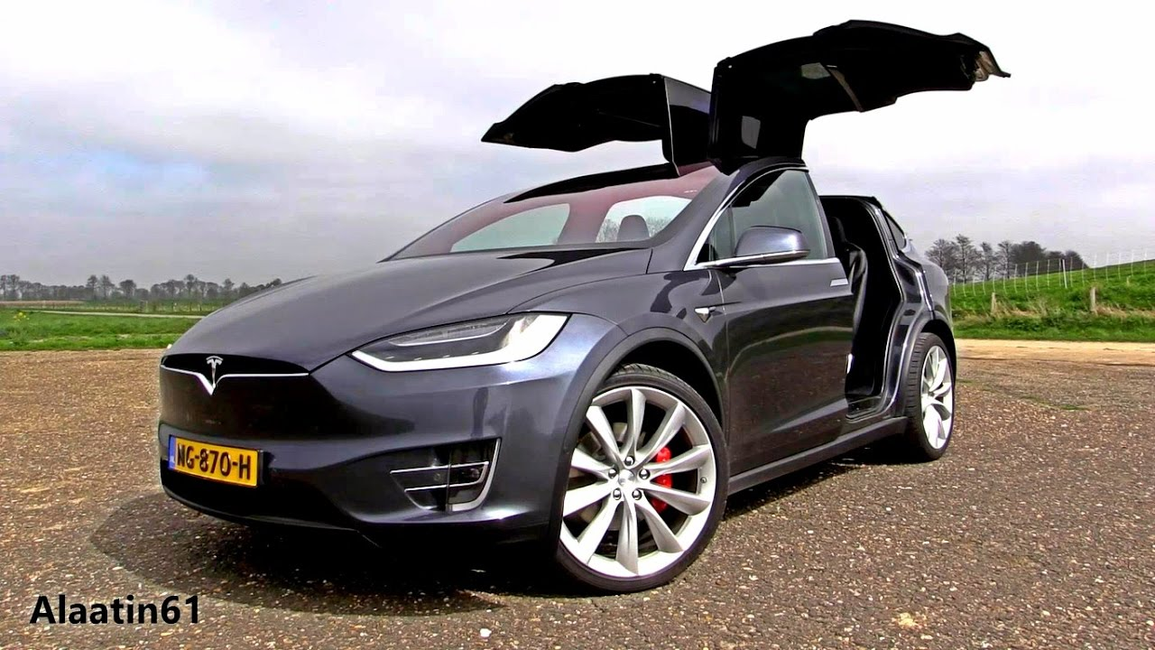 2017 Tesla Model X P100d Ludicrous Test Drive In Depth Review Interior Exterior 2018