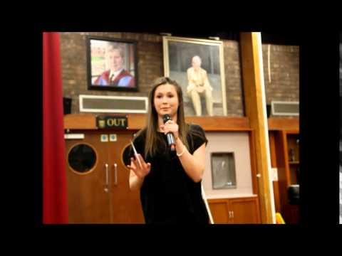 Sarah Lewis Social Secretary Hust