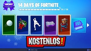 *NEW* REWARDS UNLOCKED EVERY 14 DAYS! (Free) | Fortnite Season 7