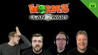 DER LETZTE WURF ENTSCHEIDET 🎮 Worms Clan Wars S2 #5