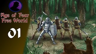 Скачать Let S Play Age Of Fear The Free World Part 1 Da Greenskins Horde