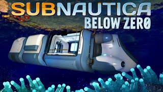 Subnautica Below Zero 09 | Seebahn Frachtabteil und Fabrikator | Gameplay thumbnail