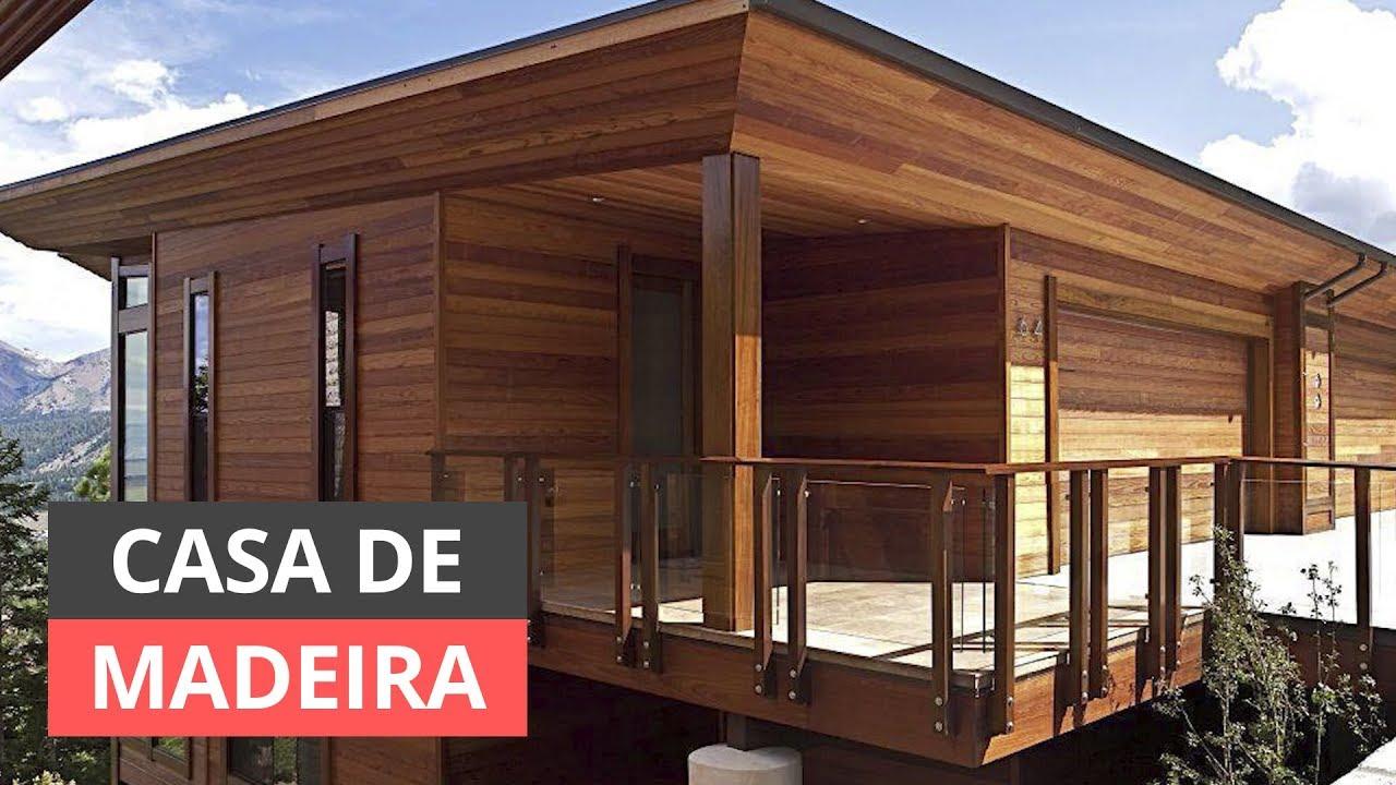 Casa De Madeira Decoração 1000 Fotos Dicas E Ideias