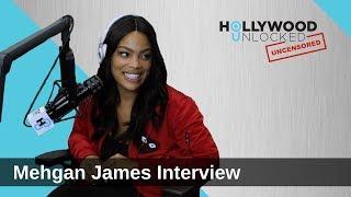 Meghan James talks Rob Kardashian Dating Rumor with Hollywood Unlocked [UNCENSORED]