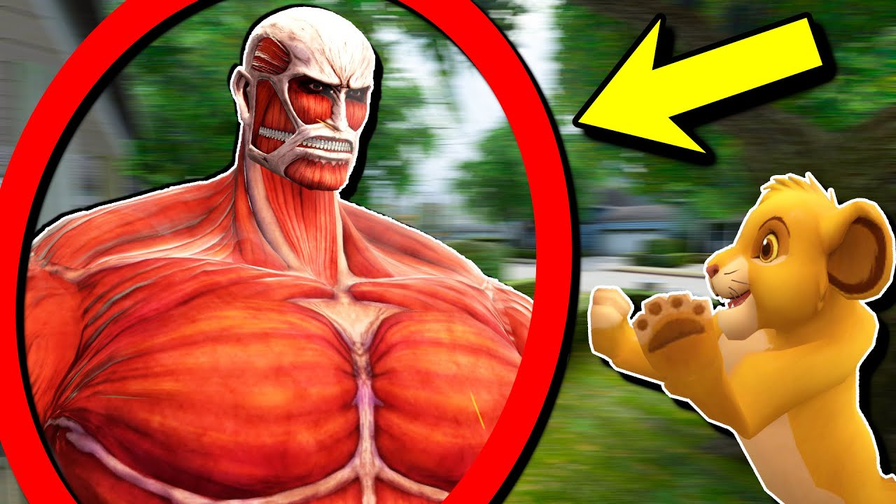 If you see this Colossal TITAN.. RUN AWAY!! 🦕 (FAST)