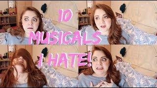 10 MUSICALS I DON'T LIKE! Amy Lovatt