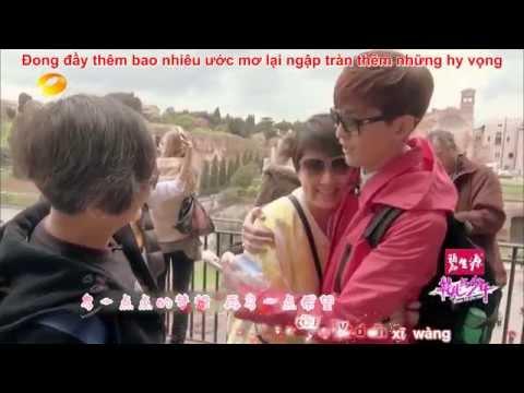 [Vietsub+Kara+Pinyin][Show thực tế] OST Hoa Nhân Dữ Thiếu Niên-V.A
