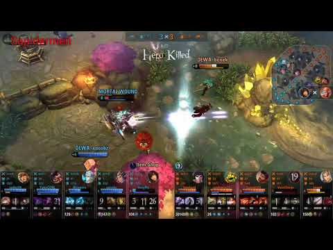 Private Match Vainglory Kaskus Indonesia eps.2