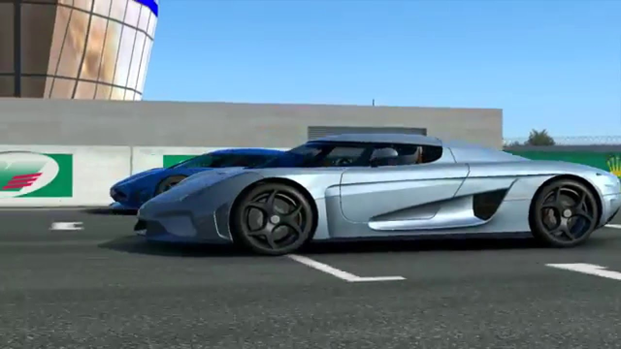 koenigsegg agera r v regera cup at le mans real racing 3 gameplay 1080p youtube. Black Bedroom Furniture Sets. Home Design Ideas