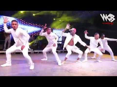 Diamond Platnumz - Live Performance at Goma/congo (part 1)
