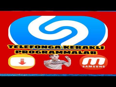 TELEFONGA ENG KERAKLI 3 TA programmalar.#1_darslik #Jurabek_videolari