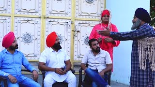 New Best Comedy Movie 2018 | Happy Jeet Penchran Wala | Mintu Jatt