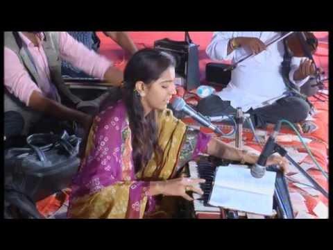 Shruti Ahir  Gujarati Folk Song  Rang Kasumbal Dayro  Lokgeet