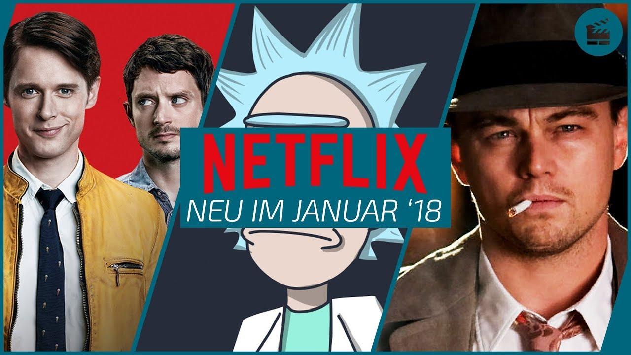 Neu Auf Netflix Im Januar 2018 Die Besten Filme Und Serien Tipps