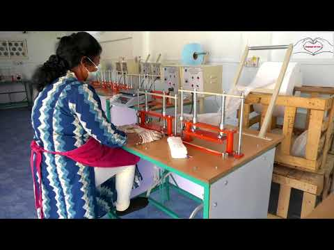 Padmans Pune Project- Mr. Arunachalam Muruganantham
