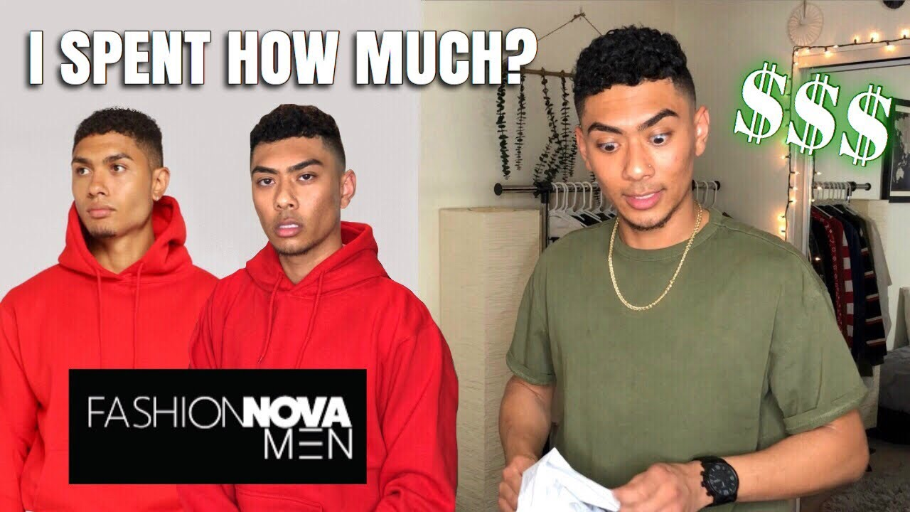 92b6c69e357ef FASHIONNOVA MEN...WAS IT WORTH IT? I SPENT $205 HERES MY FIRST IMPRESSION &  HONEST REVIEW