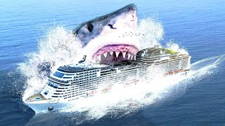 The Biggest Shark That Ever Existed - Facts About Megalodon