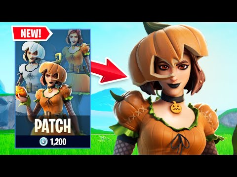new patch skin gameplay in fortnite carving crew set review showcase youtube new patch skin gameplay in fortnite