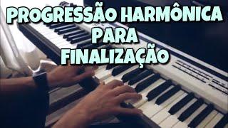 PROGRESSÃO DE ACORDES PARA FINALIZAÇÃO EP #002