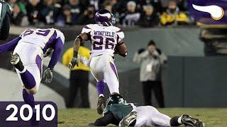 Webb Meets Vick on Tuesday Night - Vikings vs. Eagles (Week 16, 2010) Classic Highlights