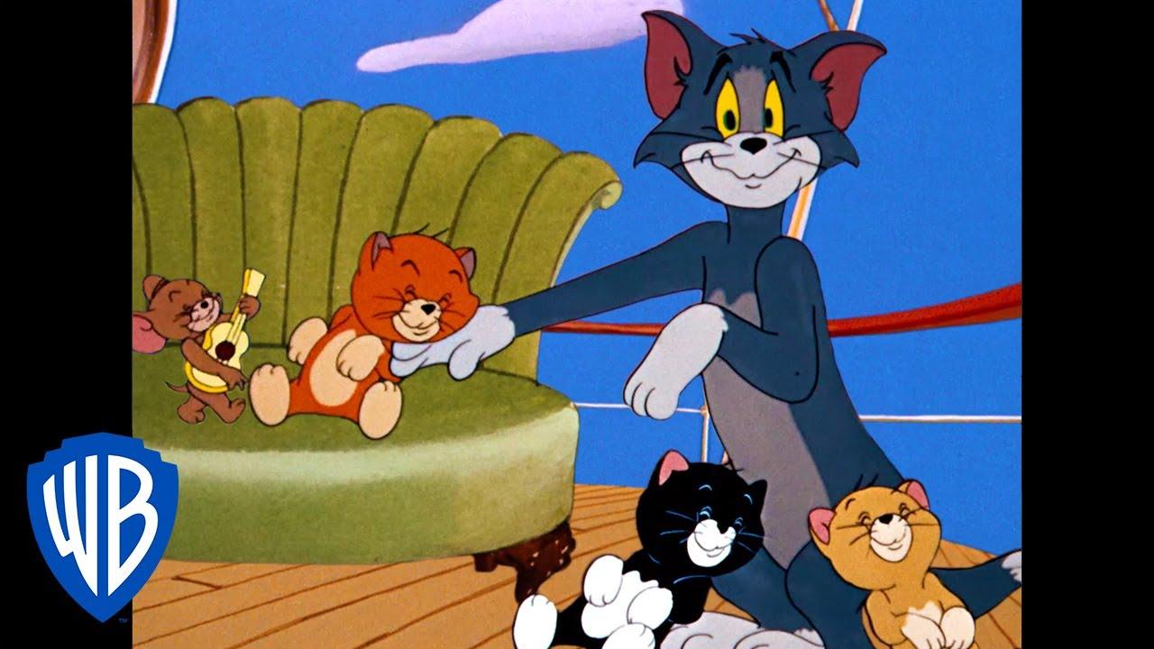 Download Tom et Jerry en Français | La compilation de Tom & Jerry | WB Kids