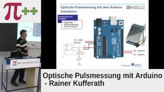 Pi and More 9½ – Optische Pulsmessung mit Arduino
