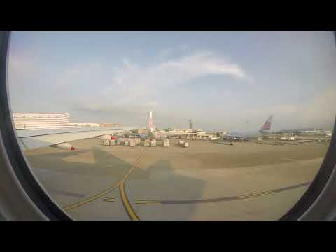China airline CI006 TPE-LAX