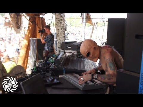 Eat Static @ Ozora Festival 2017