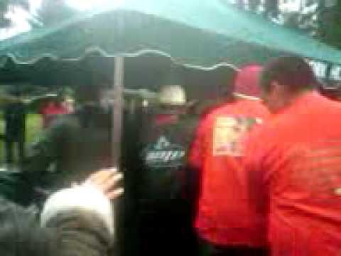 Nestor Silva - arrives at his final resting ground