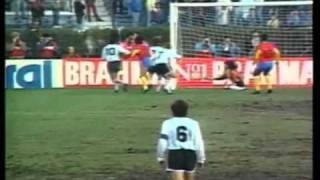 Copa América - Final 1991 CA Argentina Champion