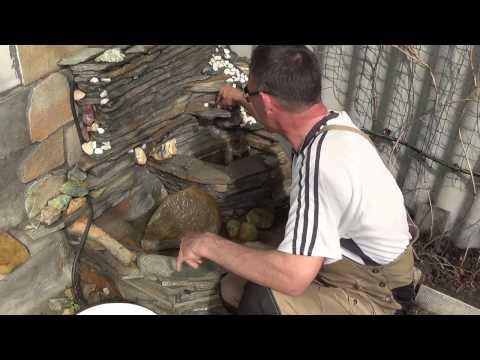 видео: КАК сделать фонтан своими руками